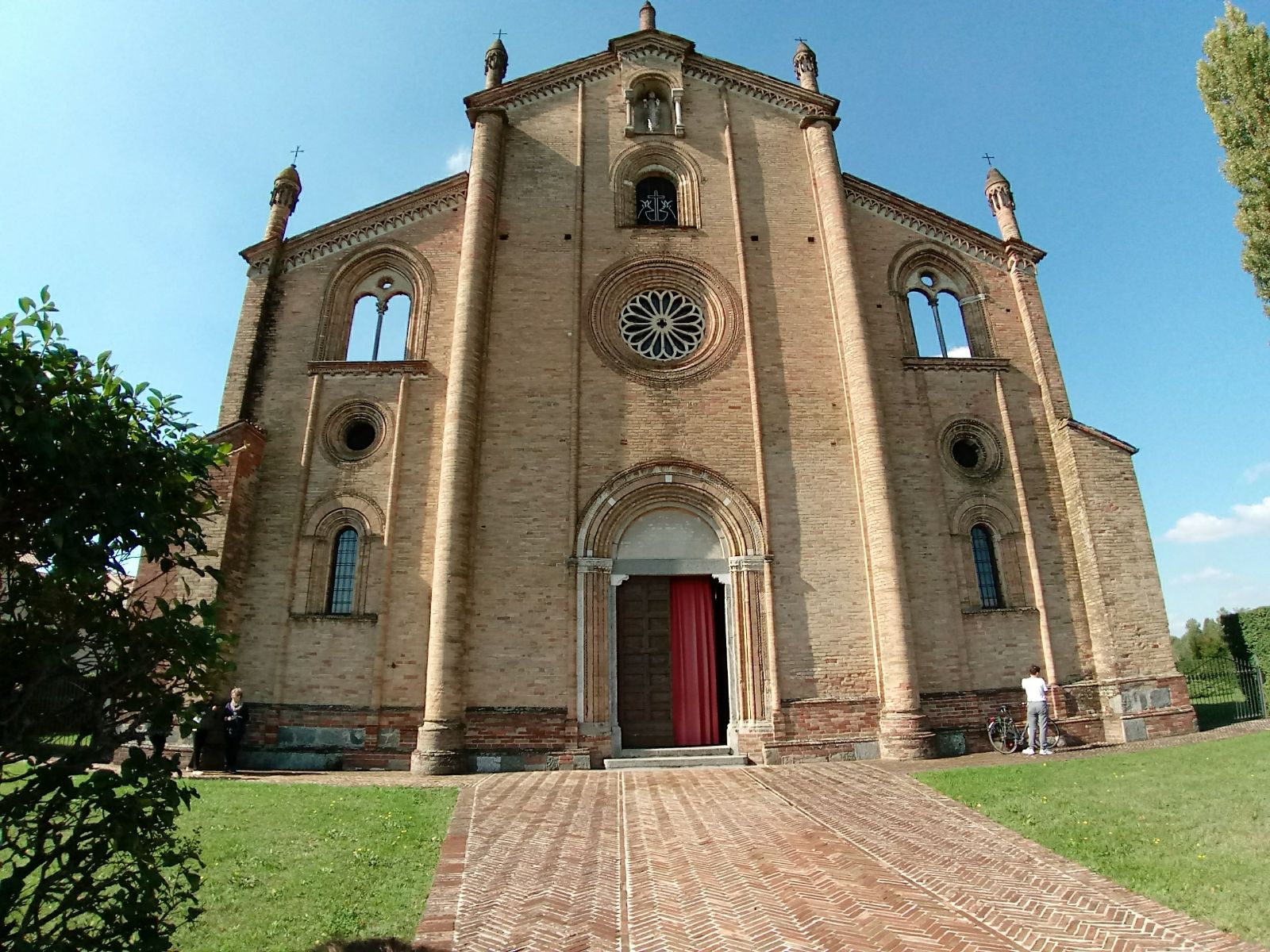 basilica san bassiano lodivecchio